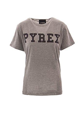 Pyrex T Shirt Grigio Donna Pyrex T rxpCqrvw