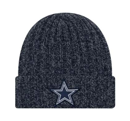 7abae08f301 Image Unavailable. Image not available for. Color  Dallas Cowboys New Era  Womens Marled Knit Hat