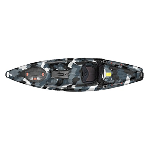 Feelfree Moken 10 Kayak - Winter Camo