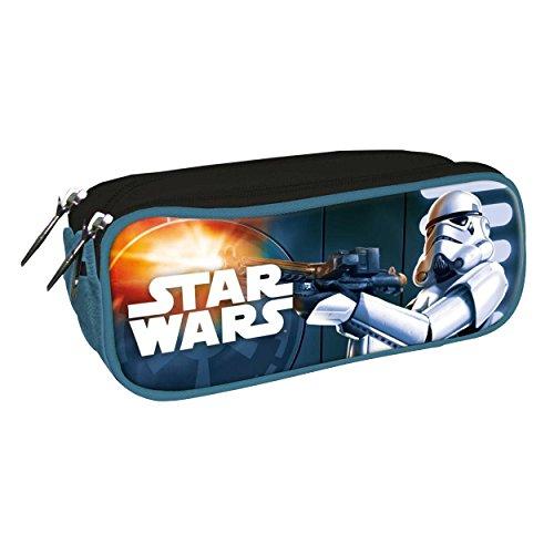 Star Wars AS004 Lizenz-Tasche, 22 cm, Multicolor