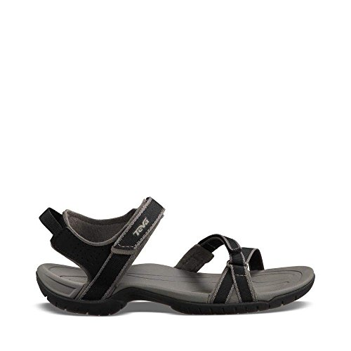 Water Teva Shoes (Teva Women's Verra Sandal, Black, 8 M US)