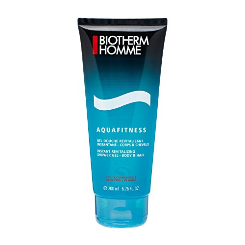 Biotherm Homme Aquafitness Instant Revitalizing Shower Gel 200ml/6.76oz (Homme Gel)