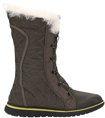 Chaussure Peatmoss pour Sorel Mid Organza WP Cate Femmes Cosy Gingko dnwn7H8