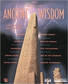 Book Search for Ancient Wisdom (Hybrid)
