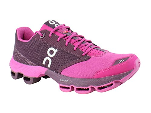On Running Cloudster Magenta/Berry Running, Cross Training Womens Athletic Shoes Size 6.5 New