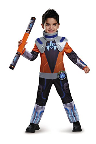 Miles Chrome Classic Toddler Miles From Tomorrowland Disney Costume, - Futuristic Party