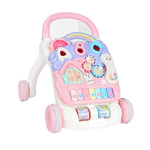 Andador para bebés con juegos