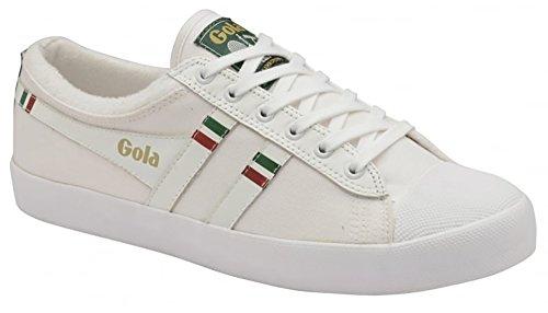 Gola - Zapatillas de Lona para hombre blanco Bianco