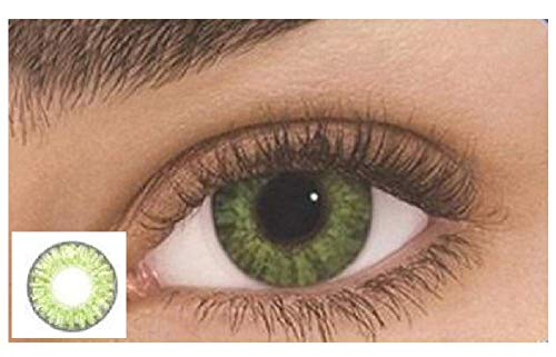 New Look Eyes Multi-Color Contact Lenses Eyes Cute Colored Charm and  Attractive Blends Cosmetic 6513d1242fbe