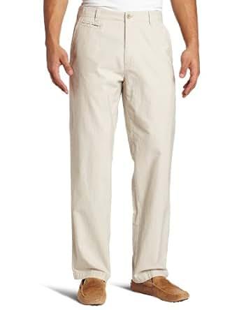Calvin Klein Men's Bedford Corduroy Pant, Light Stone, 36x30