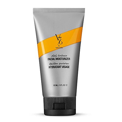 V76 by Vaughn DAILY BALANCE FACIAL MOISTURIZER Hydrating, Shine-Free Formula for Men
