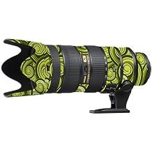 LensSkins Green Swirl for Nikon 70-200mm f/2.8G AF-S ED VR II (N70200V2GS)
