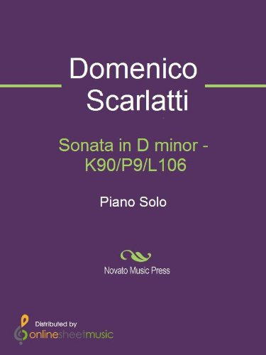 Sonata in D minor - K90/P9/L106