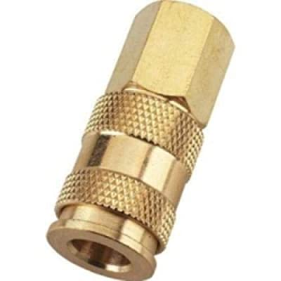 Milton S-766 3/8 V Style High Flow Coupler