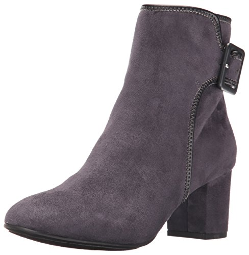 White Mountain Women's Callaway Ankle Bootie Grey amazon sale online TyuOg5