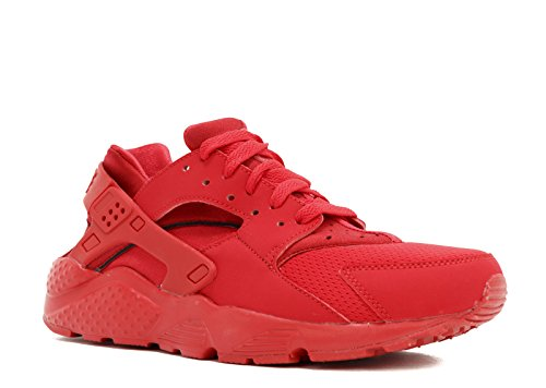 NIKE Huarache Run GS LTD Rarity Running Shoes Sneaker red