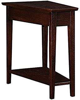 Amazon.com: Leick Laurent Recliner Wedge End Table: Kitchen ...