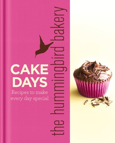"""The Hummingbird Bakery Cake Days - Recipes to make every day special"" av Tarek Malouf"