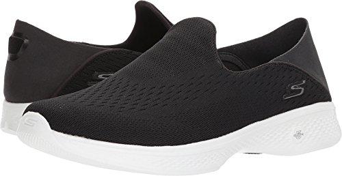 Go Walk Blanco Skechers14929 Mujer Convertible Negro para BKW 4 pZxxw56zq