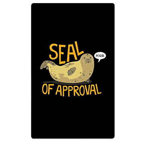 lovely-seal-of-approval-nice-humor-beach-towels-for-adults
