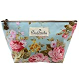 QINF South Korea Imports Bought Flowers Cosmetic Bag