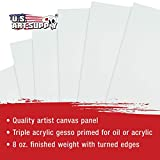 US Art Supply 8 X 10 inch Professional Artist
