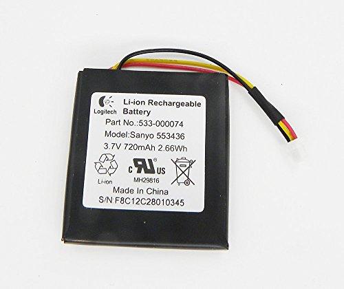 logitech g930 battery - 2