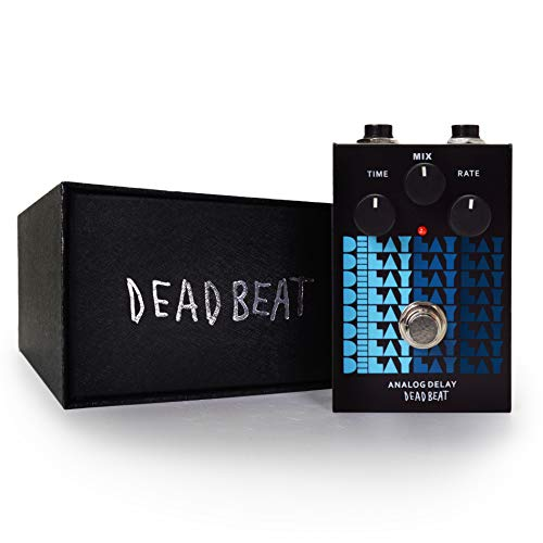 DELAY LAY LAY Analog Delay Effect Pedal by Deadbeat -