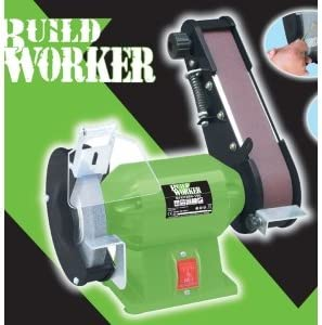 Build Worker BTCP250-150 Combin/é ponceur 250 W