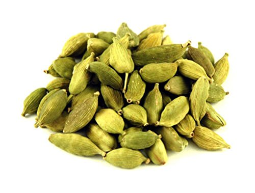 1000 GRAM OF BEST QUALITY A+ GRADE WHOLE GREEN CARDAMOM PODS INDIAN SPICES by ANMOL COLLECTIONS