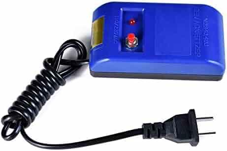 Watch Repair Screwdriver Tweezers Electrical Demagnetize Demagnetizer Watch Repair Degaussing Tool