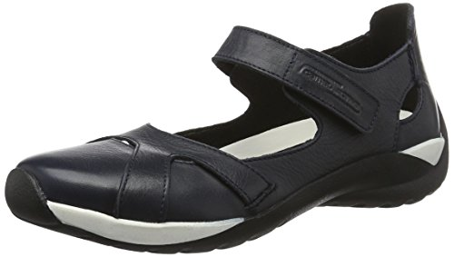 camel active Moonlight 71 - Ballerine Donna, Blu (Midnight 06), 42 EU