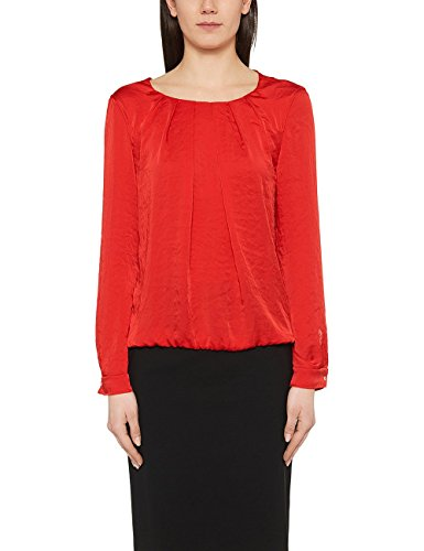 Para Mujer Cain Rojo scarlet Blusa Essentials Marc BxztqSt