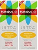 Twinlab Metabolife Ultra, 45 Caplets (Pack of 2)