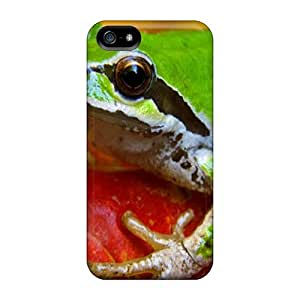 High Quality Frog On Leaf Natural Animal S Skin Specially Designed For For Iphone 6 Phone Case Cover