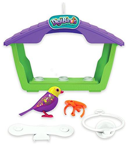 - DigiBirds - Birds with Bird House