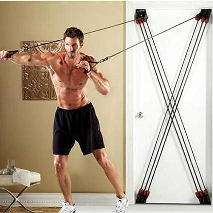 Amazon.com: YTBLF - Cuerda de resistencia al fitness en la ...