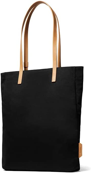Bellroy Melbourne Tote (Work Tote Bag for Women, Fits 13 Inch Laptop, Magnetic Strip Closure, Internal Pocket Organization) - Black