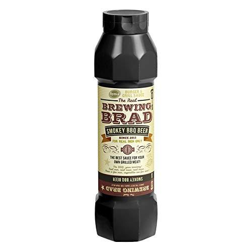Remia – Burger & Grill Brewing Brad Smokey BBQ Beer – 800 ml