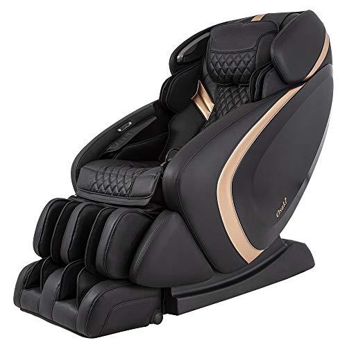 Osaki OS-Pro Admiral 3D Massage Chair Full Body Massage 16 Auto Massage Programs (Black)