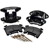Wilwood 140-12097-BK Black Front Caliper Kit