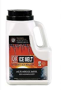 Milazzo Industries 30069 Qik Joe Ice Melt Pellets, 9-Pound