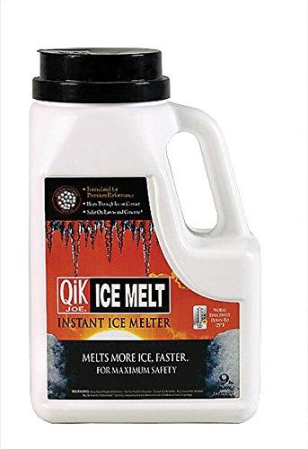 Milazzo Industries 30069 Qik Joe Ice Melt Pellets, 9-Pound 462514