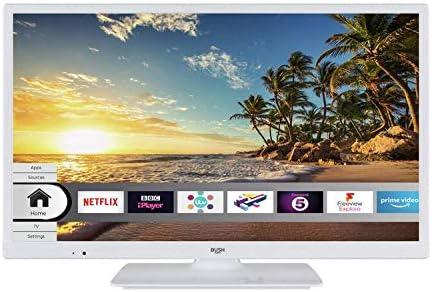 Bush LED24265DVDCNTDW 24 Inch Smart HD Ready LED TV/DVD Combo, [Importado de UK]: Amazon.es: Electrónica