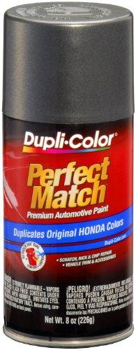 7 Graphite Grey Metallic Honda Perfect Match Automotive Paint - 8 oz. Aerosol ()