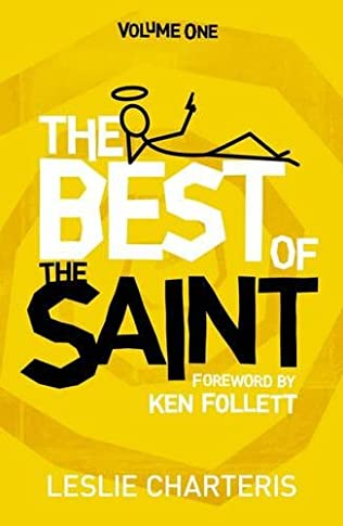 book cover of The Best of the Saint, Vol. 1