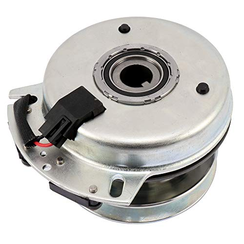 (OCPTY Electric Power Take Off Clutch Electric PTO Clutch 917-04622 Quality Upgraded Aftermarket Fit for White Outdoor, Troy Bilt, Sears Craftsman, Huskee, Cub Cadet, Bolens, MTD, Ogura, Stens, Warner)