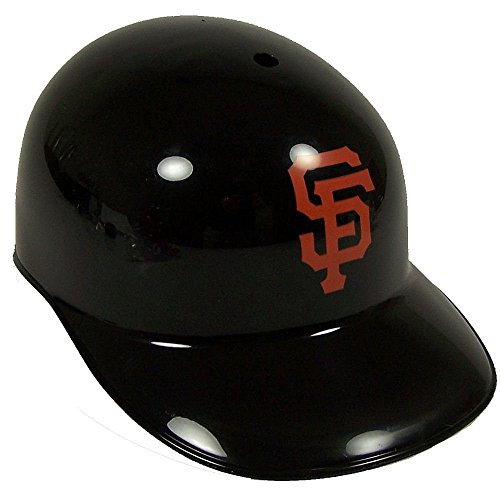 Jarden Sports Licensing Rawlings Official MLB Replica Baseball Team Helmets; San Francisco Giants