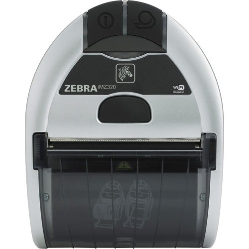 Zebra Printers Portable (Zebra Technologies Corporation - Zebra Imz320 Direct Thermal Printer - Monochrome - Portable - Receipt Print - 2.90