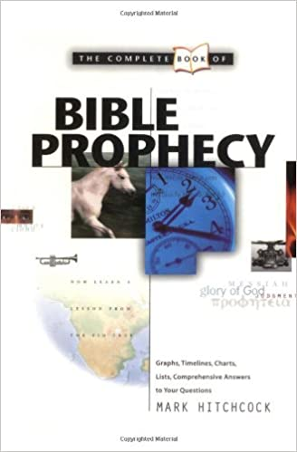 Book Complete Book of Bible Prophecy